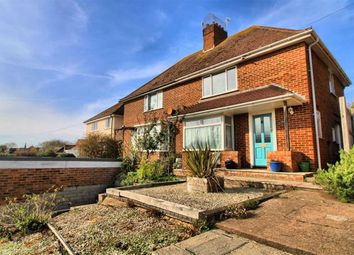 Thumbnail 3 bed semi-detached house for sale in Sherwood Road, Seaford, East Sussex