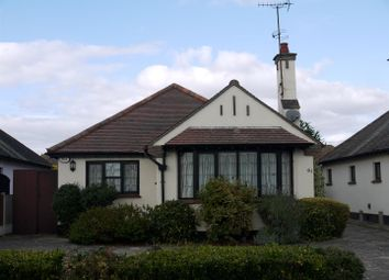Thumbnail 3 bed detached bungalow for sale in Broadclyst Gardens, Southend-On-Sea