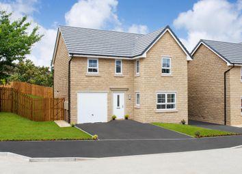 "Thumbnail 4 bedroom detached house for sale in ""Halton"" at Grange Road, Golcar, Huddersfield"