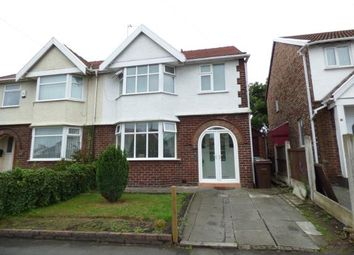 Thumbnail 3 bedroom semi-detached house for sale in Oxford Avenue, Litherland, Liverpool, Merseyside