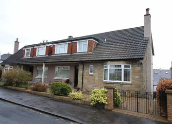 Thumbnail 4 bed semi-detached house for sale in Welbeck Street, Greenock, Renfrewshire