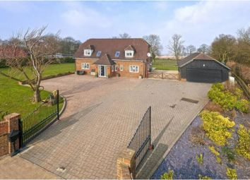 Thumbnail 6 bed detached house for sale in Warren Street Road, Ashford