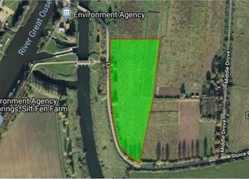 Thumbnail Land for sale in Narrow Brook, Church Road, Ten Mile Bank, Downham Market
