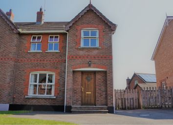 Thumbnail 3 bed semi-detached house for sale in Ivy Mead, Derry / Londonderry