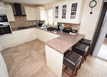 Thumbnail 4 bed detached house for sale in Edgefield Close, Hamilton, Leicester