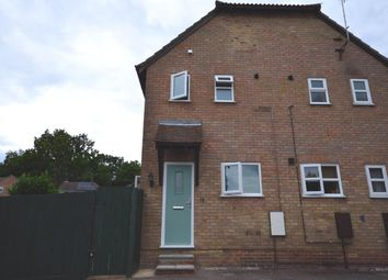 Thumbnail 1 bed semi-detached house to rent in Galleon Close, Rochester