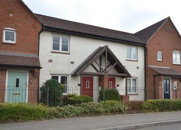 Thumbnail 2 bed terraced house for sale in Breadels Field, Beggarwood, Basingstoke