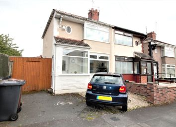 Thumbnail 2 bed semi-detached house for sale in Ascot Avenue, Liverpool, Merseyside