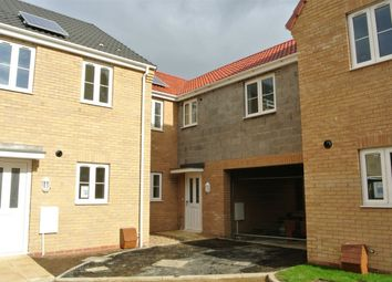 Thumbnail 4 bed terraced house for sale in Wittel Close, Whittlesey, Peterborough