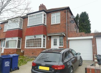 Thumbnail 3 bedroom semi-detached house for sale in Ilfracombe Avenue, Newcastle Upon Tyne