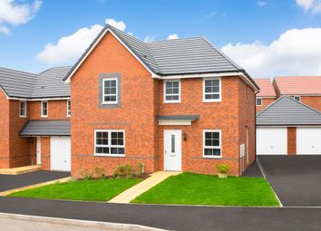 "Thumbnail 4 bed detached house for sale in ""Radleigh"" at Dearne Hall Road, Barugh Green, Barnsley"