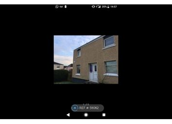 Thumbnail 3 bedroom end terrace house to rent in Bowmont Place, Cambuslang, Glasgow