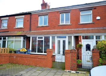 Thumbnail 3 bed terraced house for sale in Nuttall Road, Blackpool