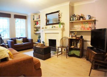 Thumbnail 1 bed flat to rent in Waldemar Avenue, Fulham