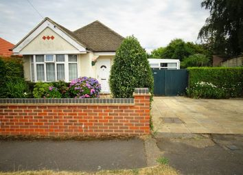 Thumbnail 2 bed detached bungalow for sale in Fullbrook Avenue, New Haw, Addlestone