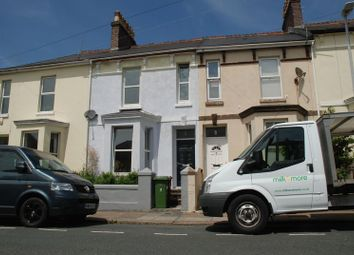 Thumbnail 2 bedroom terraced house to rent in Penlee Place, Mutley, Plymouth