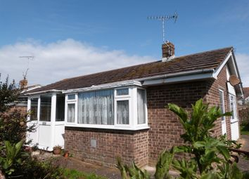 Thumbnail 2 bed bungalow for sale in Croft Road, Selsey, Chichester
