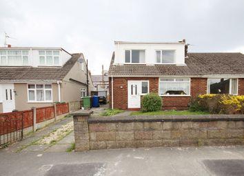 Thumbnail 3 bed semi-detached house for sale in Longmead Avenue, Ashton-In-Makerfield, Wigan