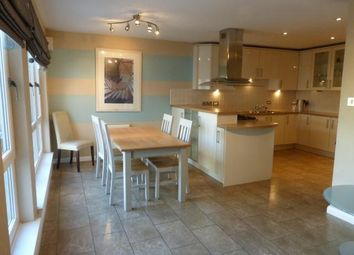 Thumbnail 4 bedroom terraced house to rent in Rubislaw View, Aberdeen