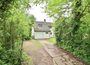 Thumbnail 3 bedroom semi-detached house for sale in Bildeston, Ipswich, Suffolk