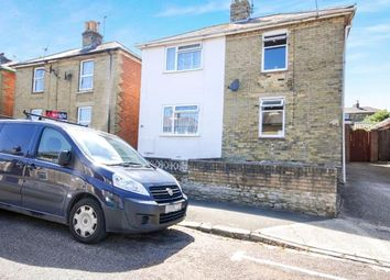 Thumbnail 4 bed semi-detached house for sale in Surrey Street, Ryde