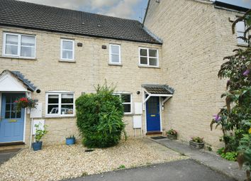 Thumbnail 2 bed terraced house for sale in Swansfield, Lechlade