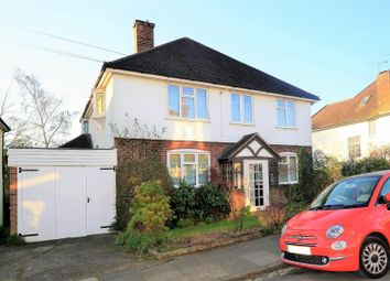 Thumbnail 4 bed detached house for sale in Jennings Road, St.Albans