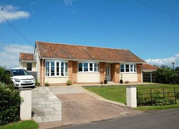 Thumbnail 3 bed detached bungalow for sale in Church Road, West Huntspill, Highbridge