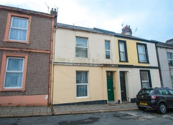 Thumbnail 2 bedroom flat for sale in Clifton Street, Plymouth