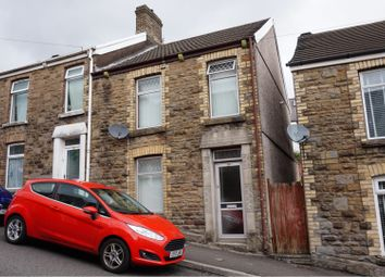 Thumbnail 2 bed end terrace house to rent in Pleasant Street, Morriston