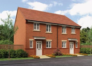 "Thumbnail 3 bed semi-detached house for sale in ""The Hawthorne"" at Buttercup Gardens, Blyth"