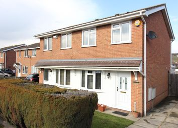 Thumbnail 2 bedroom semi-detached house for sale in Star Lane, Cheriton, Folkestone