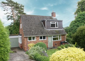 Thumbnail 3 bed detached house for sale in Redgate Avenue, Tenbury Wells