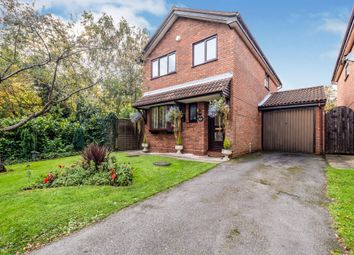 Thumbnail 4 bed detached house for sale in Eastbury Drive, Solihull