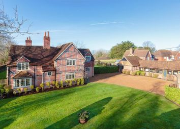 Thumbnail 6 bed detached house for sale in The Street, West Clandon, Guildford