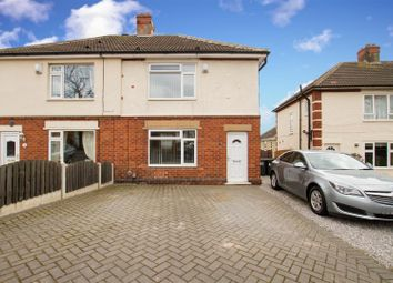 Thumbnail 3 bed semi-detached house for sale in St. Nicolas Road, Rawmarsh, Rotherham