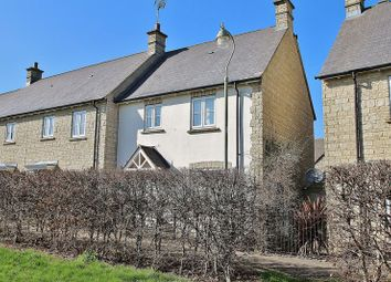 Thumbnail 3 bed end terrace house for sale in Campion Way, Witney