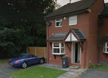 Thumbnail 3 bed end terrace house to rent in Cowling Street, Salford