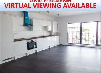 Thumbnail 2 bed flat for sale in Flat 5, 45 New Road, Gravesend