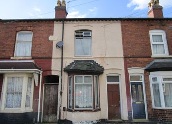 Thumbnail 2 bed terraced house for sale in Eva Road, Birmingham