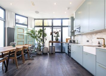 Thumbnail 4 bed end terrace house for sale in Chiswick Lane, London