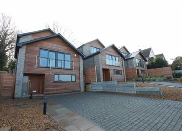 Thumbnail 4 bed detached house for sale in Hillview Road, Rayleigh, Essex