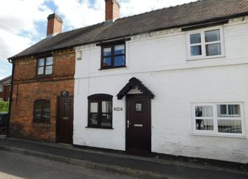 Thumbnail 1 bed terraced house for sale in Cannock Road, Penkridge, Stafford