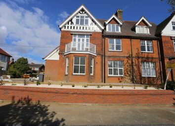 Thumbnail 2 bed flat to rent in Bacton Road, Felixstowe