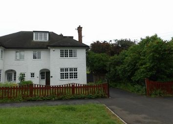 Thumbnail 6 bed semi-detached house for sale in Grove Road, Loughborough, Leicestershire