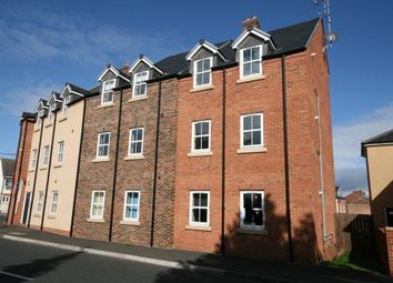 Thumbnail 2 bed flat for sale in Front Street, Pity Me, Durham