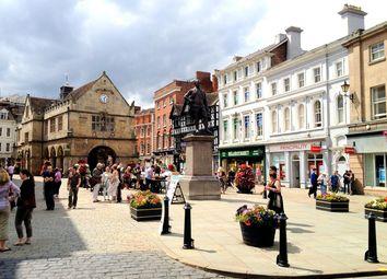Thumbnail Block of flats for sale in Shrewsbury, Shrewsbury