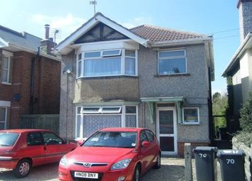 Thumbnail 1 bed flat to rent in 70 Edgehill Road, Winton, Bournemouth