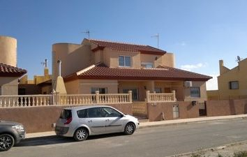 Thumbnail 4 bed semi-detached house for sale in 30333 Cuevas De Reyllo, Murcia, Spain