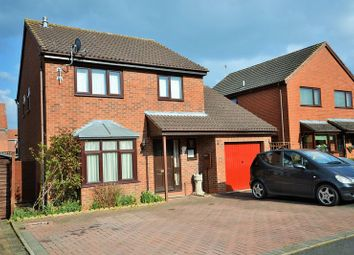 Thumbnail 4 bed detached house for sale in Castle Close, Burford, Tenbury Wells